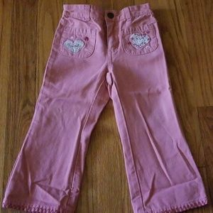 *3 for $15* pink Jeans
